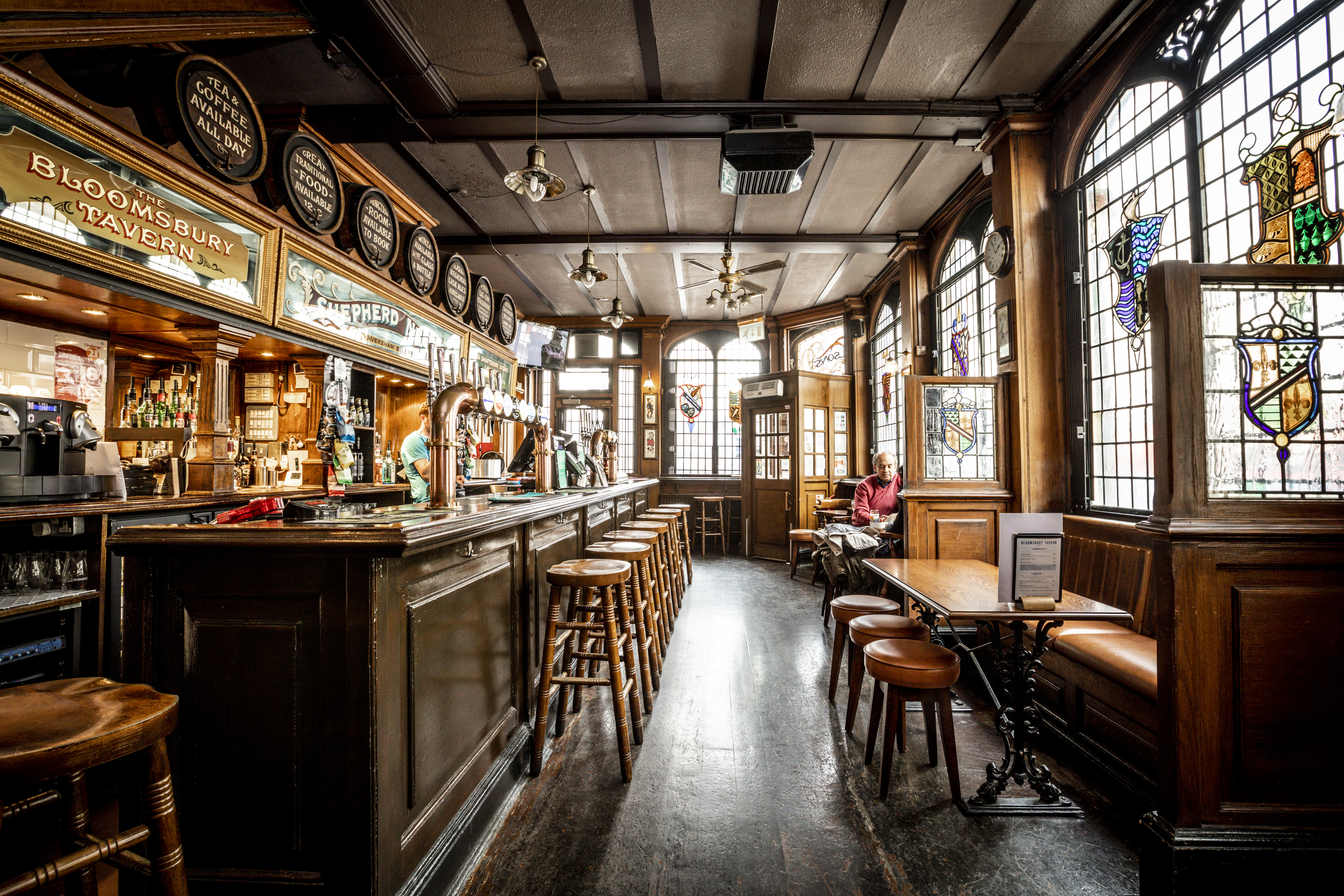 Bloomsbury Tavern, London